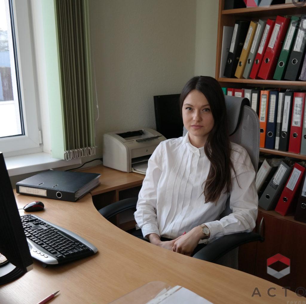 Вероника Барсукова